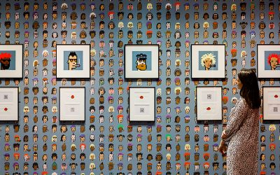 Sotheby's sold CryptoPunks from 4ARTechnologies collection