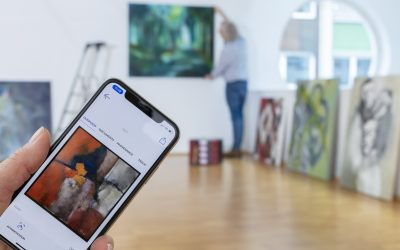Sell your art worldwide at your own 4ART VR gallery